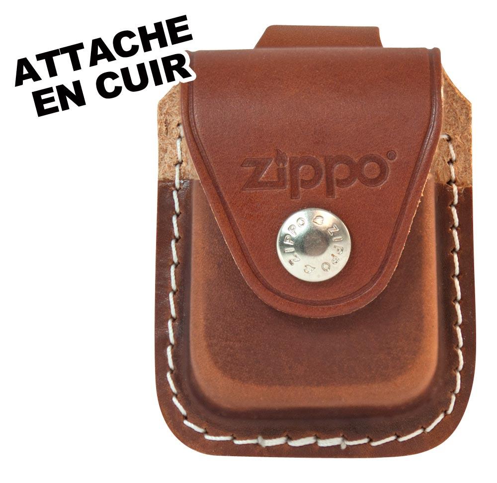 Etui Zippo - étuis Zippo en cuir 96f4cdbdb1f
