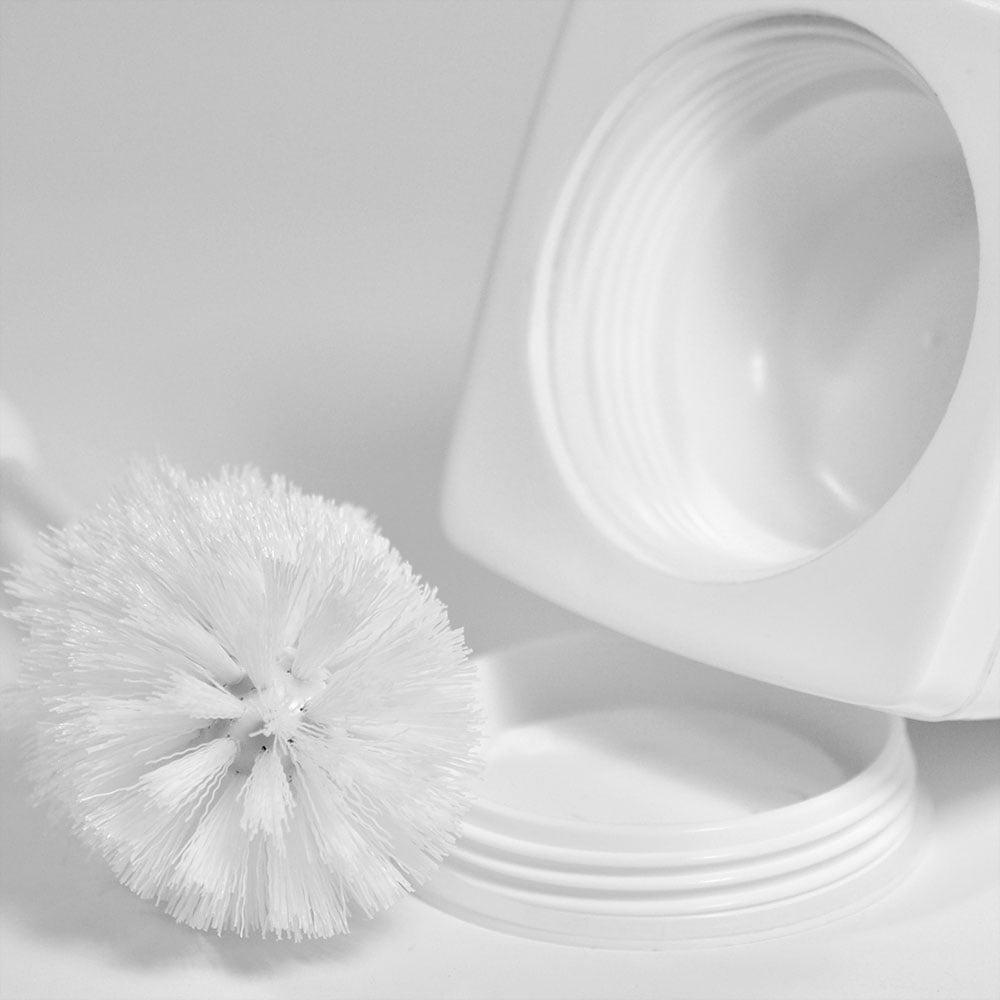brosse toilette cachette. Black Bedroom Furniture Sets. Home Design Ideas