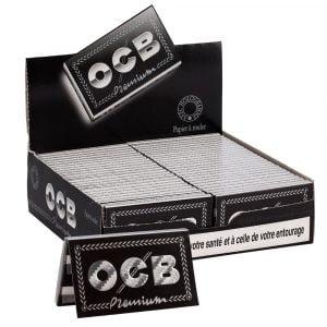 Boite de feuilles OCB Double Premium