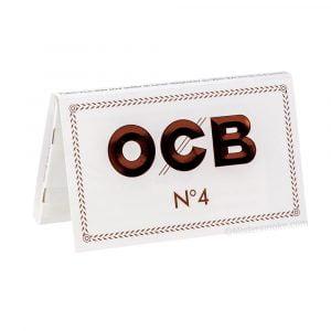 Carnet feuilles à rouler OCB Blanc