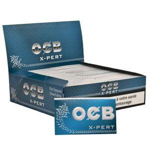 boite de 50 carnets ocb regular xpert