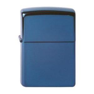 briquet zippo bleu sapphire