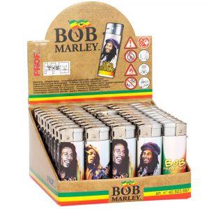 briquet bob marley - boite
