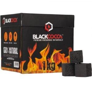 Black coco - charbon chicha coco