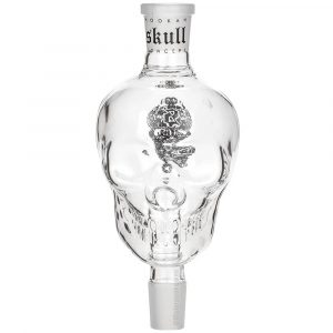 recuperateur de molasse tete de mort - skull