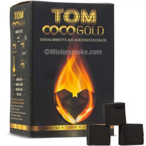 Charbon TOM COCO Gold