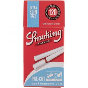 Filtre Smoking extra slim Stick