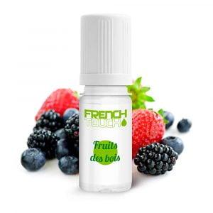 E-liquide French Touch Fruit des bois - 0 mg