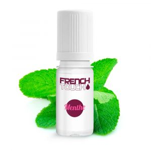E-liquide French Touch Menthe - 0 mg