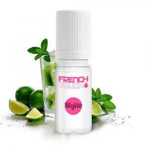 E-liquide français French Touch Mojito - 0 mg