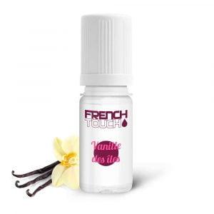 E-liquide French Touch Vanille des Iles - 0 mg