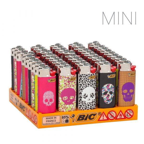 bic mini décorés - 50 pièces