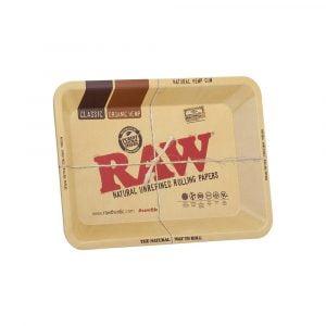 Plateau Raw en métal - Taille S