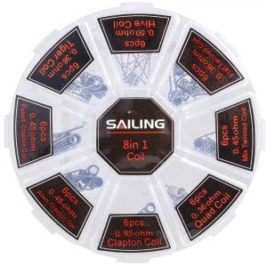 Ferris Wheel 8 en 1 - Sailing
