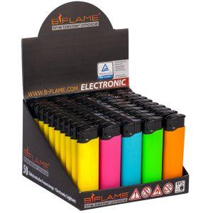 lot de briquet électroniques colorés