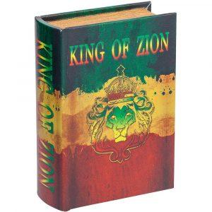 Boite en bois Kavatza Book XL - Rasta