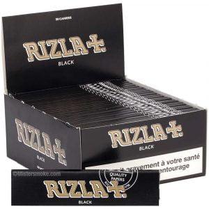 Rizla Black édition limitée