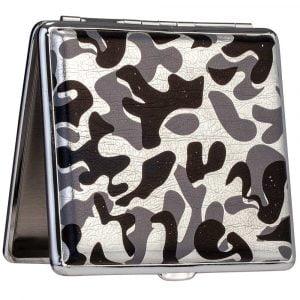 Boite à cigarettes camouflage - Gris