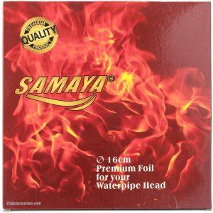 Aluminium pour chicha SAMAYA