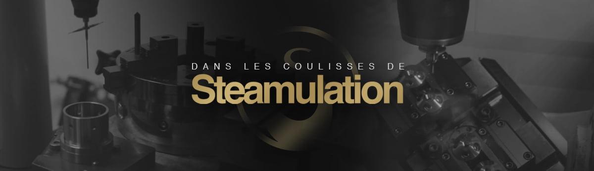 Steamulation et Mistersmoke