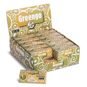 roll wide slim greengo natural