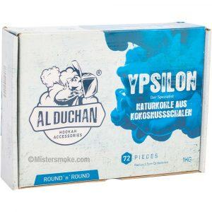 Charbon Al Duchan Ypsilon 28 mm