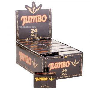 Boite de 24 rolls avec tips JUMBO