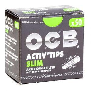 Filtres charbon actif OCB