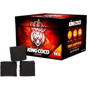 Charbon naturel King Coco 28 mm